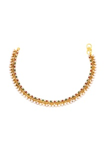 gold-finish-payals-with-stones-pearls
