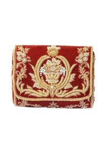 rust-embroidered-clutch