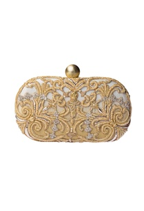 gold-white-ombre-zardozi-clutch