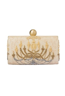 champagne-embroidered-clutch