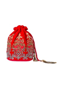 red-embroidered-potli-clutch