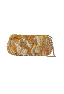 gold-embellished-wristlet