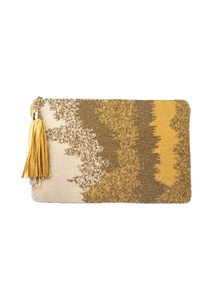gold-ombre-beadwork-tablet-sleeve