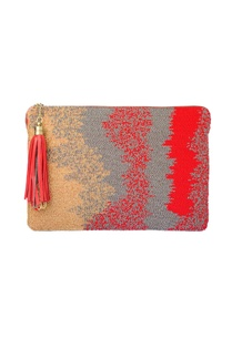 red-ombre-beadwork-tablet-sleeve