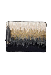 silver-gold-black-ombre-tablet-sleeve