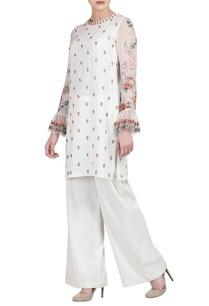 white-floral-kurta-wide-legged-trousers