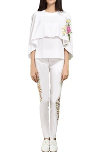 white-embroidered-cape-top