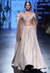 shadow-grey-embroidered-lehenga-with-pleated-blouse