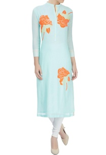 mint-kurta-with-thread-work-and-sequin-hand-embroidery