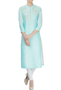mint-blue-kurta-with-zardozi-embroidery