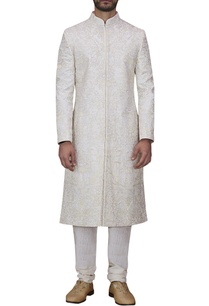 off-white-embroidered-sherwani