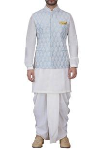 ice-blue-embroidered-bandi-jacket