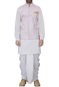 pastel-pink-embroidered-bandi-jacket
