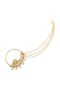 gold-finish-nath-with-pearl-and-kundan-work