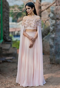 blush-pink-off-shoulder-crop-top-lehenga