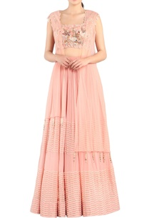 rose-pink-lehenga-blouse-with-cape