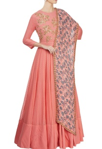 pink-anarkali-set-with-yoke