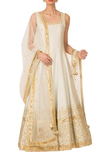 ivory-gold-anarkali-set