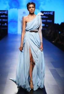 pastel-blue-one-shoulder-gown