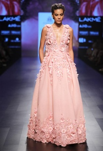 powder-pink-embellished-ball-gown