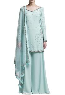 mint-blue-embellished-sharara-set