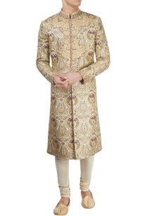 white-jamewar-sherwani