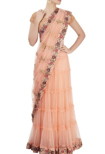beige-embroidered-sari
