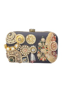 black-box-clutch-with-pearls-beads
