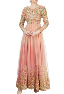 pink-anarkali-with-multi-colored-embroidery