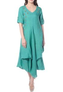 turquoise-draped-tunic