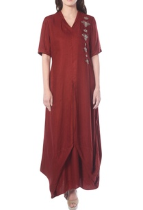 crimson-draped-tunic