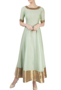 green-embroidered-anarkali