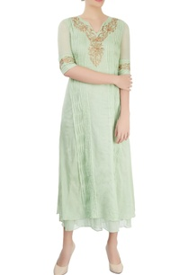 mint-green-kurta-with-embroidery
