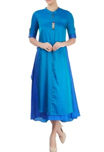 blue-layered-kurta-with-embellishments