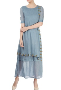 grey-layered-kurta-with-bird-motifs