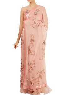 light-pink-lehenga-sari