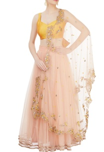 yellow-pink-embroidered-lehenga-set