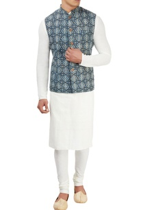 vegetable-printed-nehru-jacket