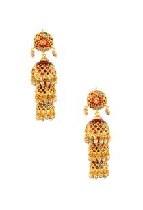 multicolored-earrings