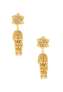 gold-layered-earrings