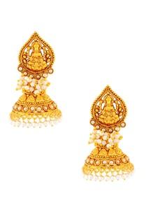 goddess-laxmi-earrings