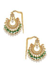 gold-chain-earrings