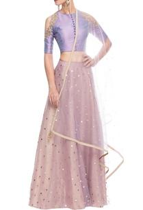 lilac-embellished-lehenga-set