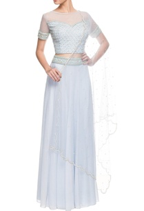powder-blue-embroidered-skirt-set
