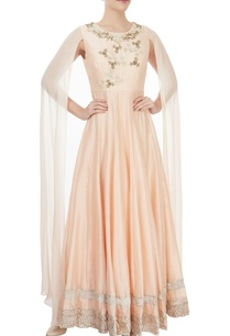 beige-gown-with-dramatic-sleeves