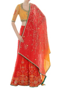 red-yellow-zardozi-lehenga-set