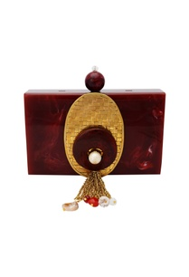 red-gold-box-clutch