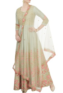 light-green-embroidered-anarkali-set