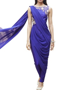 violet-crop-top-with-drape-trousers