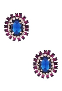 blue-sapphire-studded-earrings